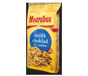 Marabou Cookies Mælkechokolade