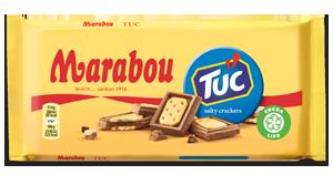 Marabou Salty Crackers TUC
