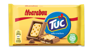 Marabou Salty Crackers TUC