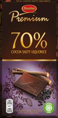 MarabouPremium Cocoa Salty Liquorice