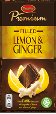 MarabouPremium Filled Lemon & Ginger