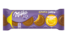 MILKA JAFFA ORANGE
