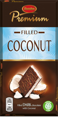MarabouPremium Filled Coconut