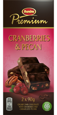 MarabouPremium Cranberries & Pecan