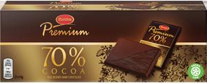 MarabouPremium 70% Cocoa