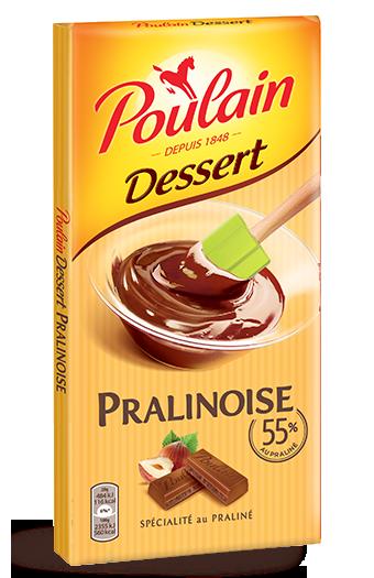 Poulain Pralinoise - 200 g