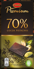MarabouPremium Cocoa Pistachio