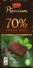 MarabouPremium Cocoa Mint
