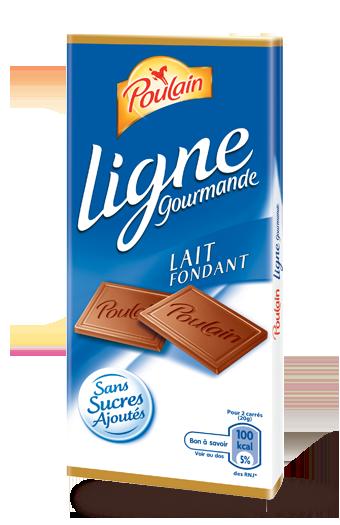Ligne gourmande - Lait 100 g