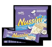 Milka Nussini Cocos