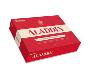 Marabou Aladdin