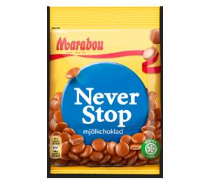 Marabou Never Stop