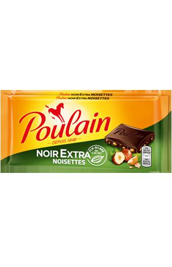 Noir Extra Noisettes - 100 g