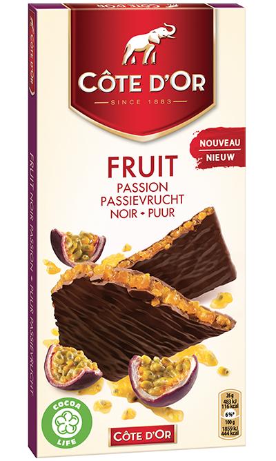Côte d'Or FRUIT Passievrucht