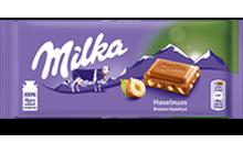 Milka Haselnuss