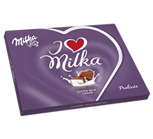 I LOVE MILKA CREAM