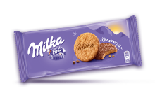 MILKA CHOCO GRAIN 126 g