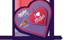 I LOVE MILKA 137.5 g