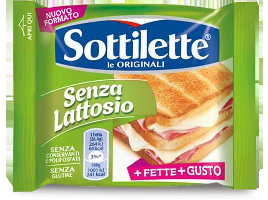 Sottilette® Senza Lattosio