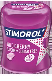 Stimorol Wild Cherry Bottle 70