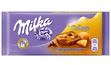 MILKA COLLAGE KARAMELLÁS 93g