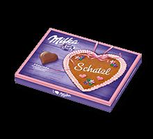 Schatzl Erdbeer Pralinés 110g