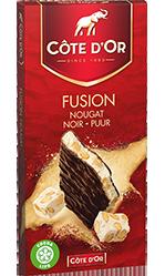 Chocolat nougat Côte d'Or