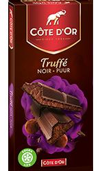 Chocolat Truffé Noir Côte d'Or