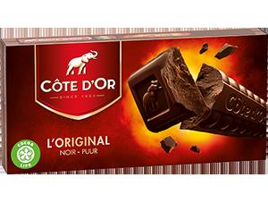 Chocolat Noir 400g Côte d'Or