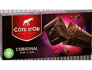 Chocolat Noir de Noir 400g Côte d'Or