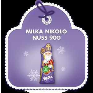Milka Nikolo Nuss 90g