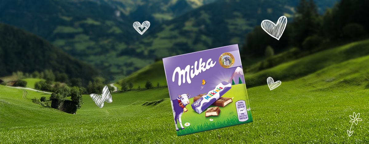 Milka Milkinis (4'LÜ)
