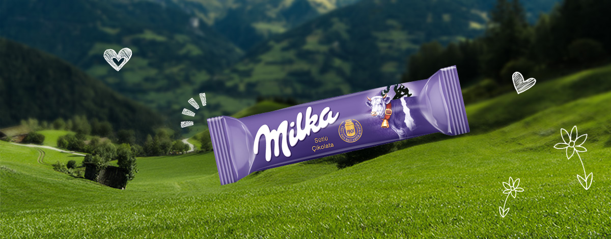 Milka Mİnİ Tablet Sütlü