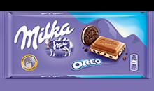 Milka & Oreo 100g
