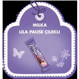 Milka Lila Pause Çİleklİ