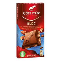 chocolat-cote-dor-bloc-lait-amandes-caramelisees
