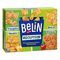 Crackers Belin Assortiment Réception
