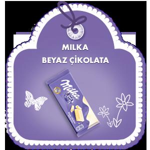 Milka Beyaz Çİkolata