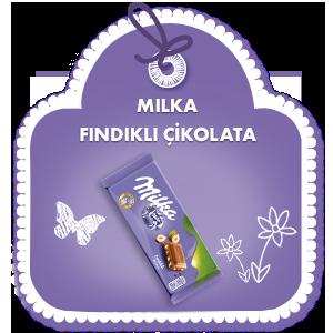 Milka Fındıklı Çİkolata