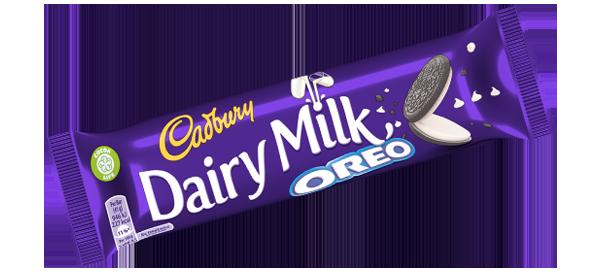CADBURY Dairy Milk Oreo Chocolate Coated