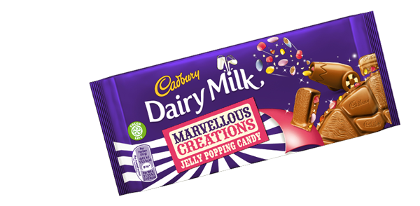 Marvellous Smashables Jelly Popping Candy Cadburycouk