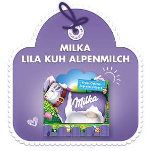 Milka Lila Kuh 80g
