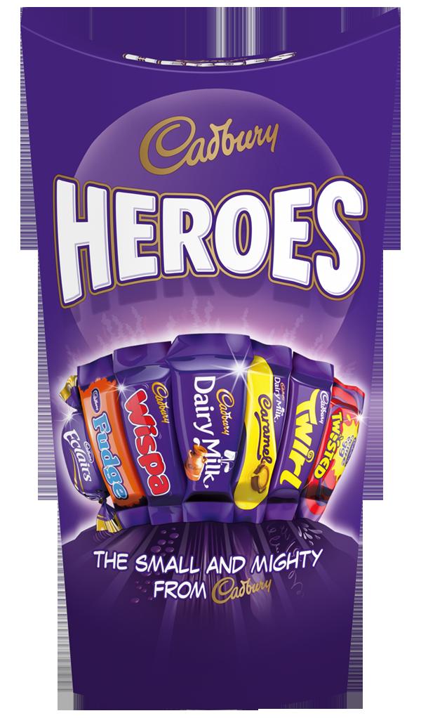 Cadbury Heroes Cadbury Co Uk