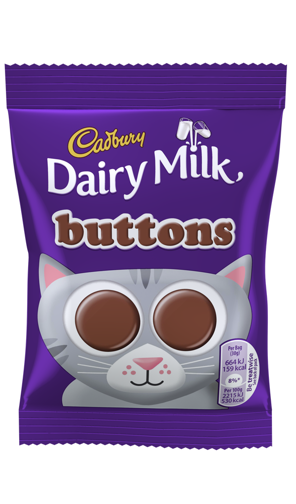 Calories In Chocolate Buttons