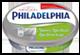 Philadelphia Lactosevrij 175g