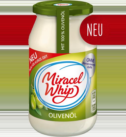 Miracel Whip Olivenöl