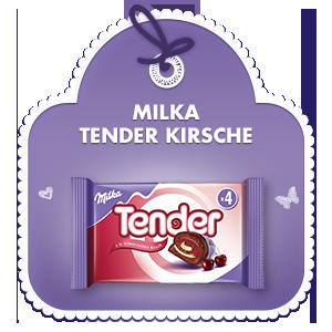Milka Tender à la Schwarzwälder Kirsch