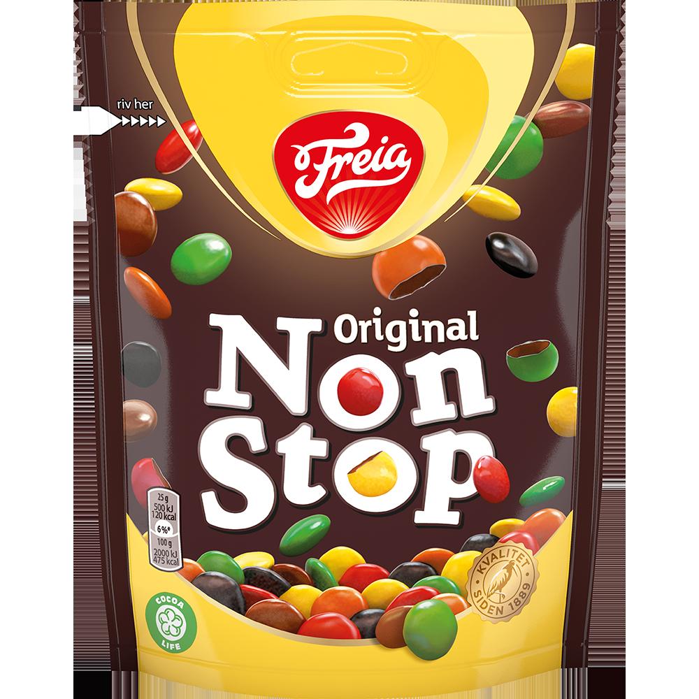 Freia Non Stop Original (225 g)
