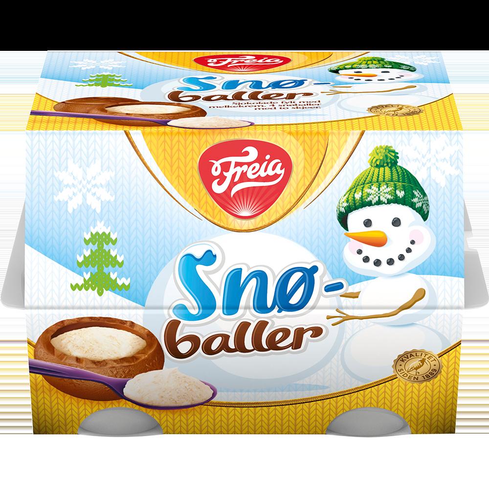 Freia Snøballer (112 g)