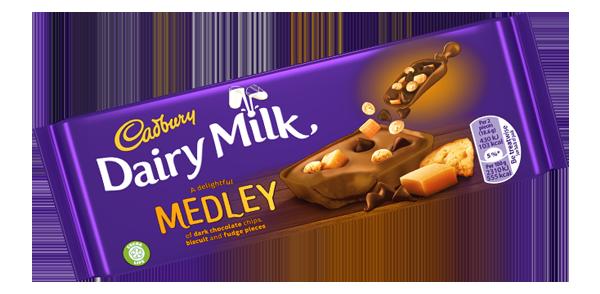 Cadbury Dairy Milk Medley Bisc...